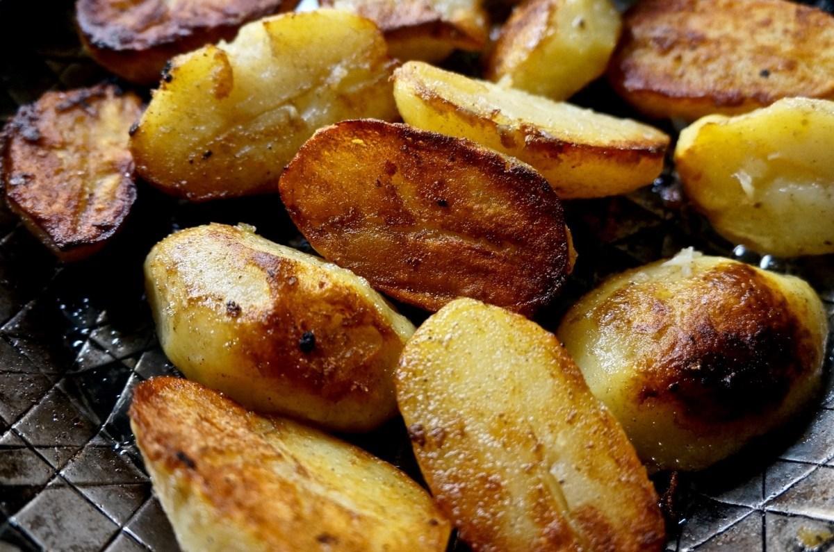 und Bratkartoffeln