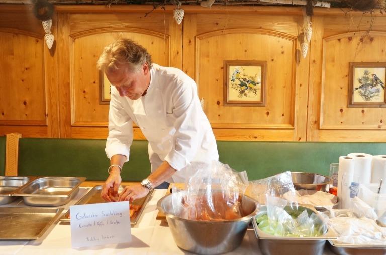 Bobby Bräuer, Restaurant Esszimmer Bobby Bräuer