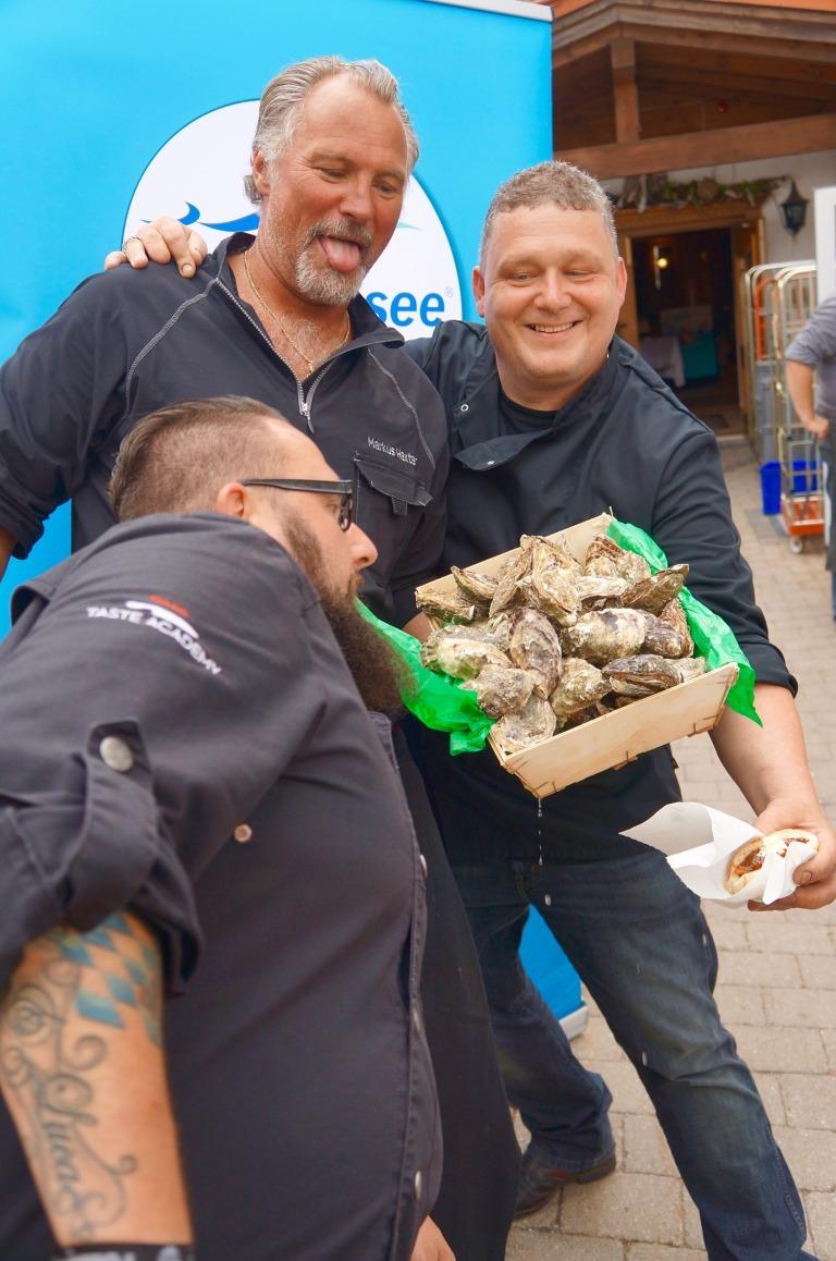 Fotobombe Michael Riedl von Hillbilly Food Crew
