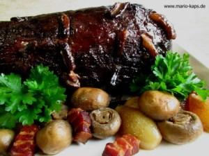 Boeuf á la bourguignonne – Rindfleisch auf Burgunder Art nach Paul Bocuse