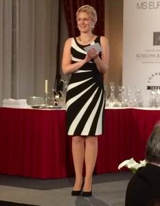 moderiert von der Weinkönigin 2014