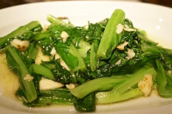 klassisches chinesisches Gemüse
