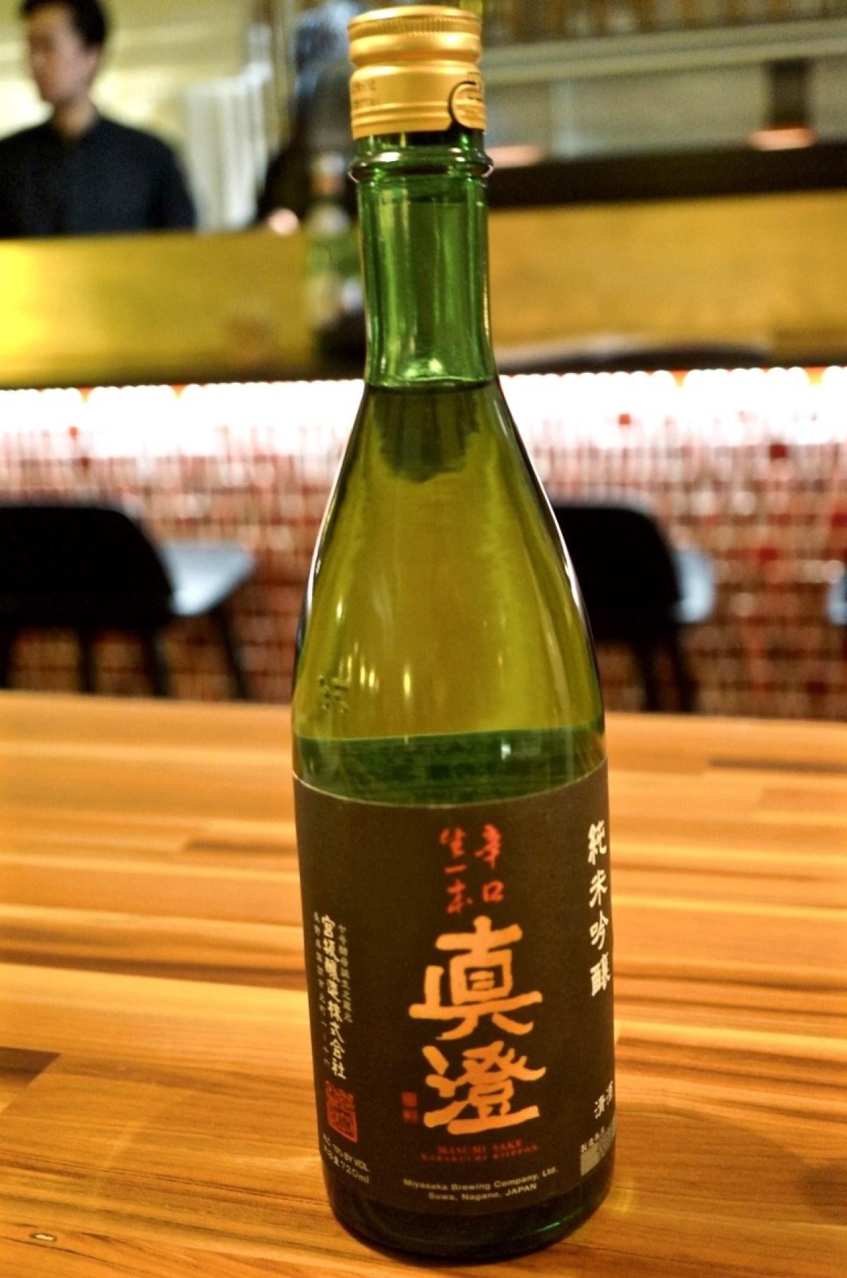 Sake: Masumi Karukuchi Ki-ippon, Suwa