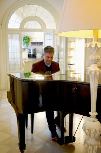 ein kleines Klavierstück zum Abschied