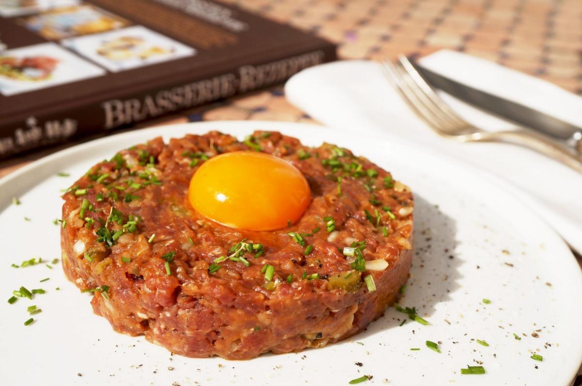 Steak Tatar nach Mon Amie Maxi