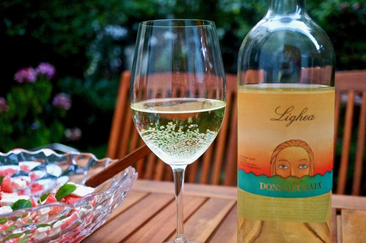 Ein Sommerabend mit Lighea