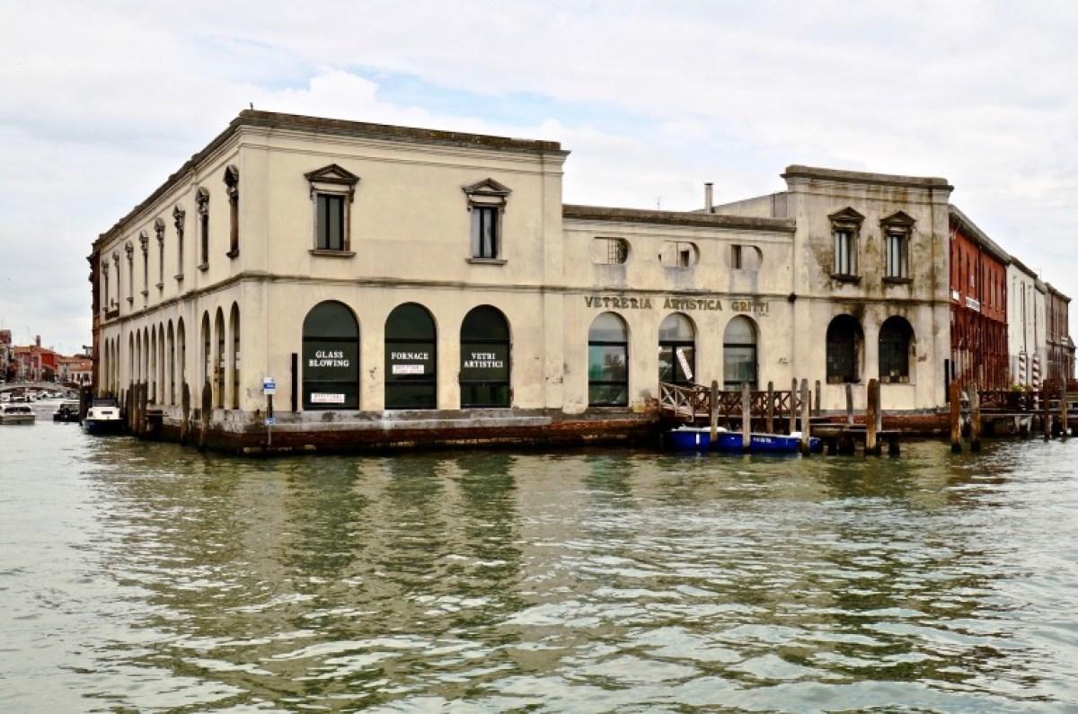 erst nach Murano