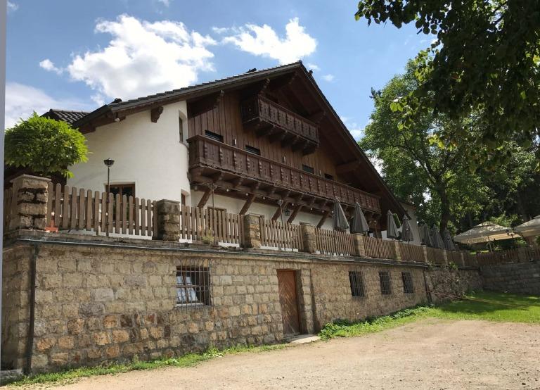 Am Ödenturm – Ausgezeichnete bayerische Küche im Bayerischen Wald