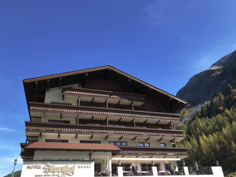 Das 9. Genussschauspiel im Hotel Alpenhof in Hintertux