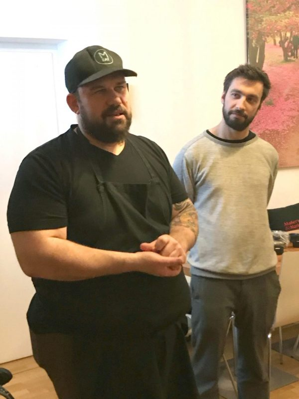 Marc und Vincent