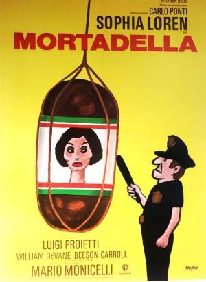 Mortadellafilm mit Sophia Loren