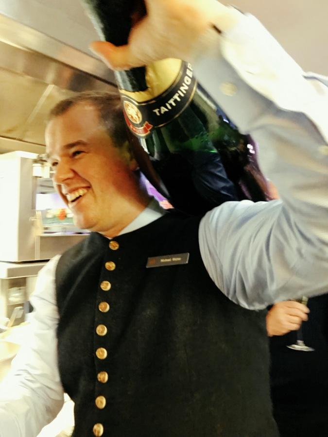 Küchenparty am Tegernsee im Hotel Bachmair Weissach