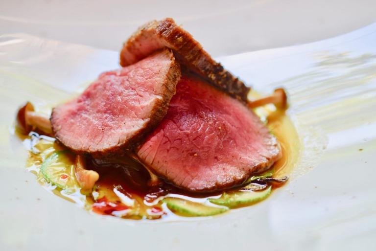 Kochkurs mit Hirschfleisch von Cervena im Haubenrestaurant Michael Huber