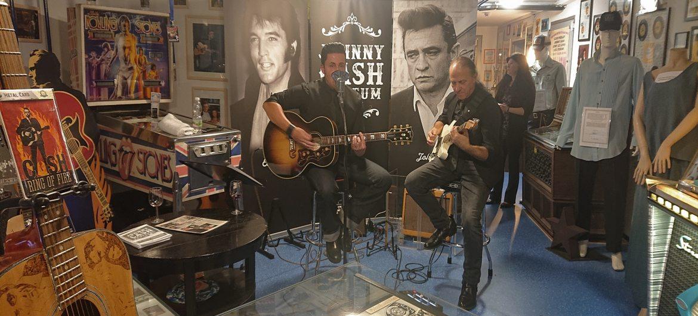 Johnny Cash Museum Österreich