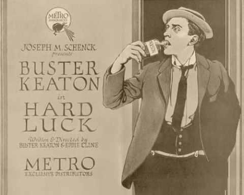 Buster Keaton, Hard Luck