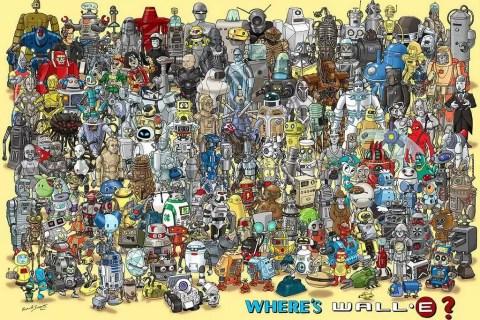 [ENCUESTA] ¿Cuál es tu robot de ciencia-ficción favorito?