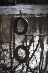 Tyre swing 2