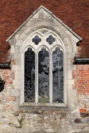 Church windows 3