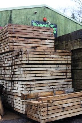 Ace Reclaim yard 14 (timber)