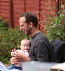 Baby and father 1