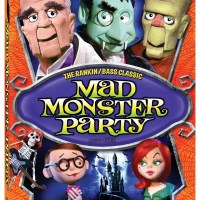 Mad Monster Party