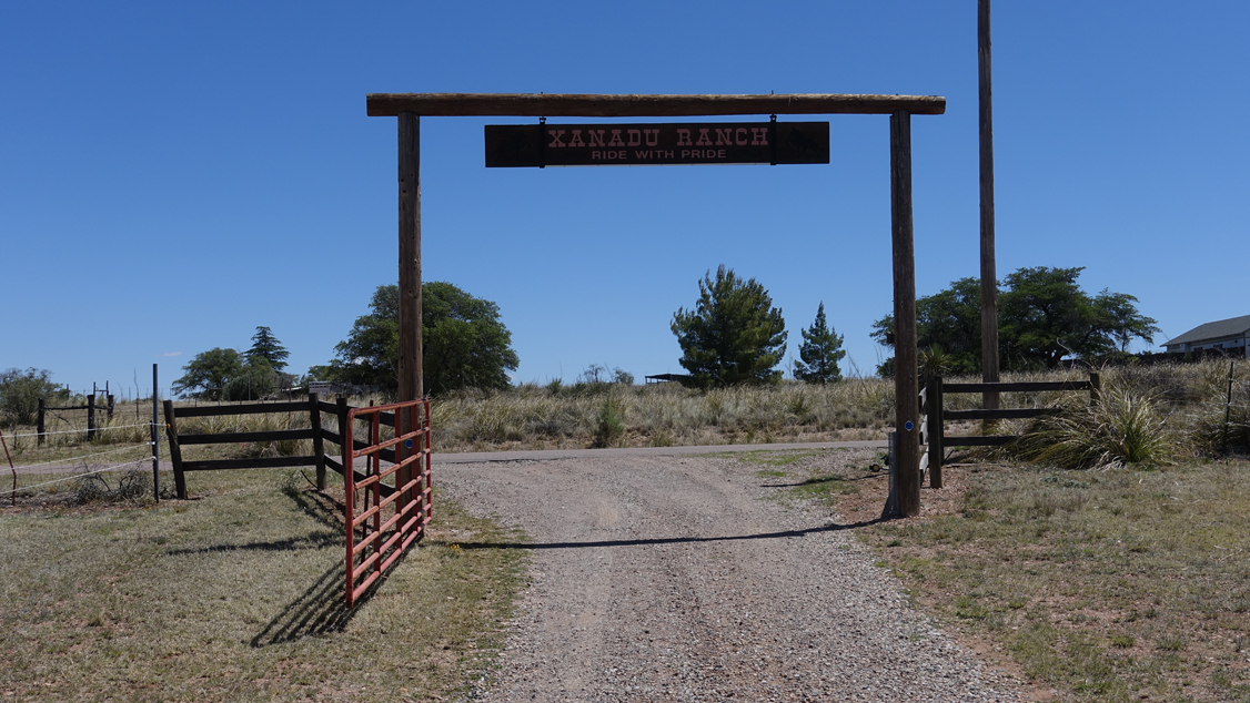 xanado ranch exit