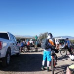 AZT 300 start 2017 - Parker Canyon Lake