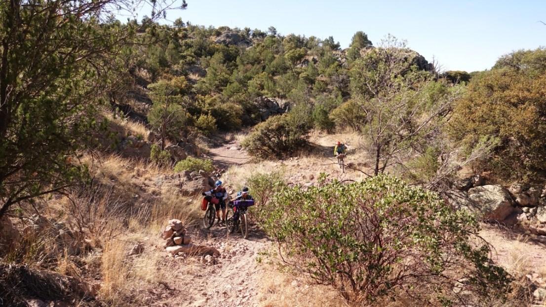 Jeff Hansen - Arizona Trail 300
