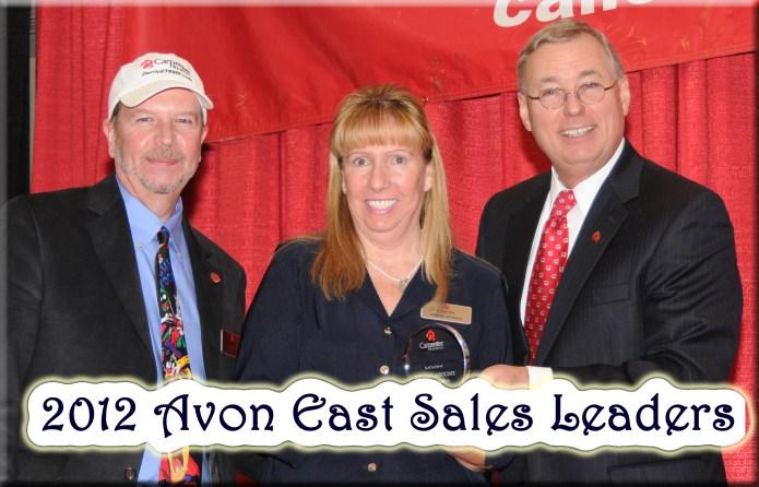 2012 Sales Leaders