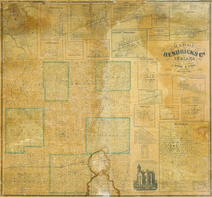 Hendricks County 1865