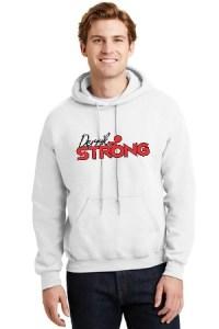 Derrik Strong hoodie