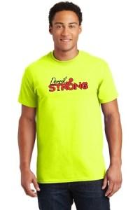 Derrik Strong tee