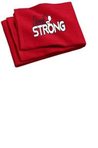Derrik Strong towels