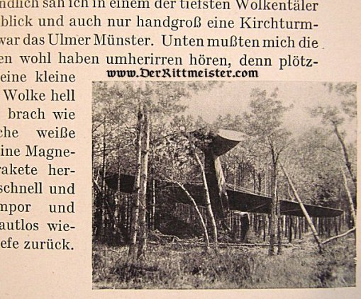 GERMANY - BOOK - HELMUTH HIRTH MEINE FLUG=ERLEBNISSE - Imperial German Military Antiques Sale