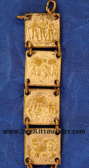 SOUTHWEST AFRICA COLONIAL - WATCH FOB - COLONIAL - Imperial German Military Antiques Sale