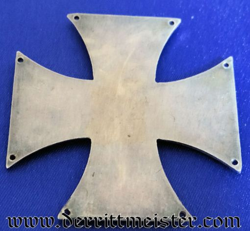IRON CROSS - 1914 - 1st CLASS - SEWN ON - Imperial German Military Antiques Sale