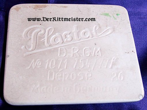 GERMANY - TILE - ZEPPELIN - Imperial German Military Antiques Sale