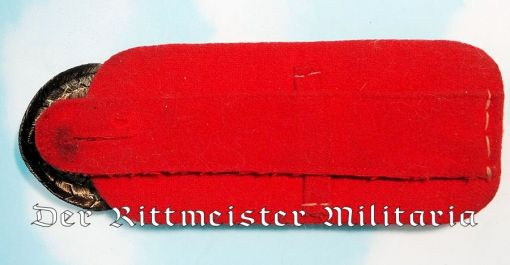 BADEN - SHOULDER BOARD - OBERSTLEUTNANT - FELD-ARTILLERIE REGIMENT - Imperial German Military Antiques Sale