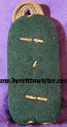 AUSTRIA - SHOULDER BOARD - OBERST - Imperial German Military Antiques Sale