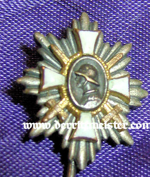 GERMANY - STICKPIN - HAMBURG FIELD BADGE - Imperial German Military Antiques Sale