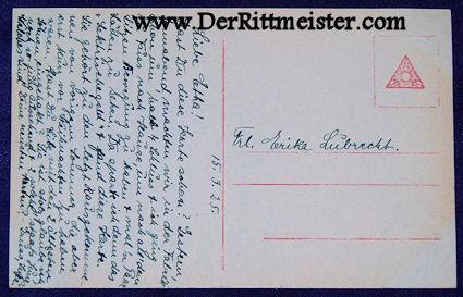 POSTCARD - CROWN PRINCESS - GERMANY - BROTHER - GRAND DUKE - MECKLENBURG-SCHWERIN - WIFE - Imperial German Military Antiques Sale
