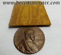 GERMANY - MEDAL BAR - ONE PLACE - KAISER WILHELM I CENTENNIAL - Imperial German Military Antiques Sale