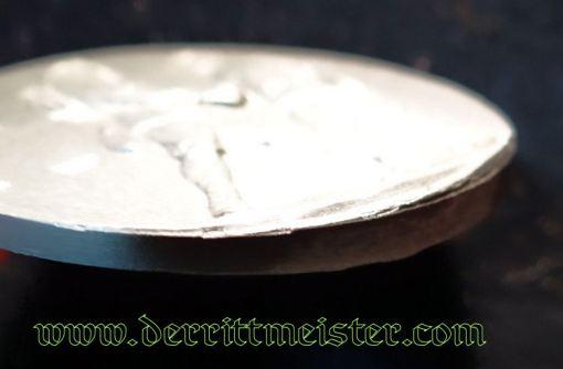 GERMANY - TABLE MEDAL - GENERALFELDMARSCHALL AUGUST von MACKENSEN - Imperial German Military Antiques Sale