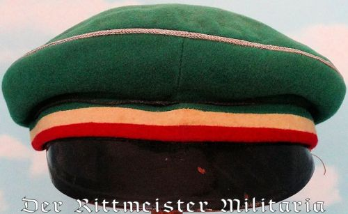 GERMANY  - STUDENT - VISOR CAP - Imperial German Military Antiques Sale