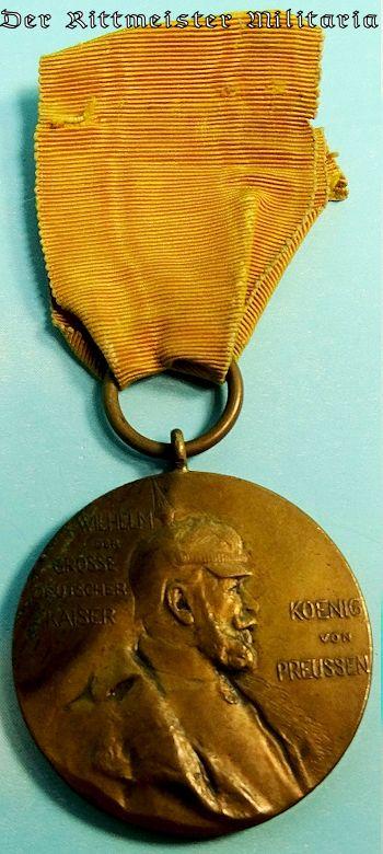 KAISER WILHELM I CENTENNIAL MEDAL - Imperial German Military Antiques Sale