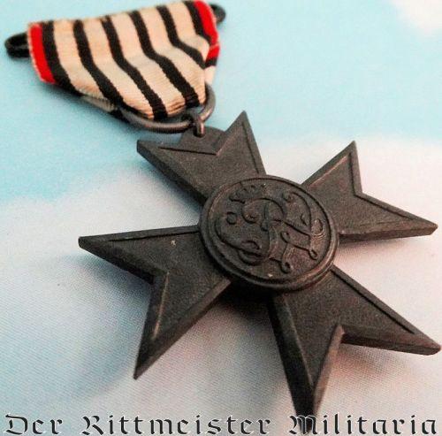 VERDIENSTKREUZ FÜR KRIEGSHILFE - PRUSSIA - Imperial German Military Antiques Sale