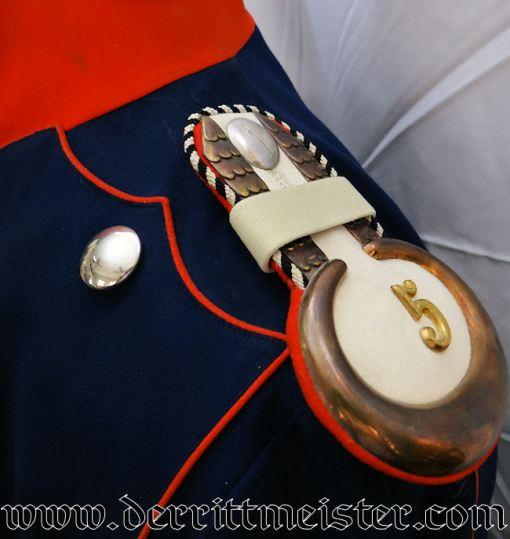 PRUSSIA - GEFREITER - ONE-YEAR-VOLUNTEER (OYV) - ULANEN - REGIMENT Nr 5 - Imperial German Military Antiques Sale