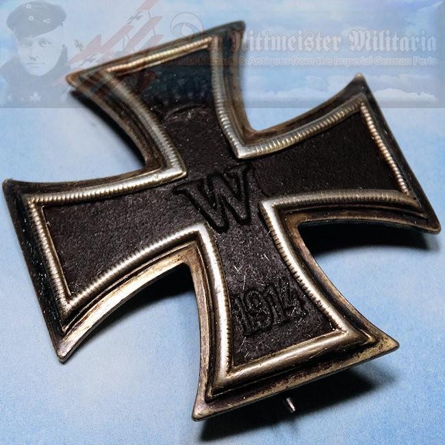 Germany//German 1914  Iron Cross 1st Class pinback