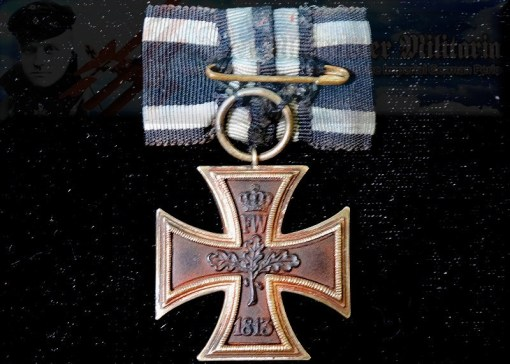 IRON CROSS - 1914 - 2nd CLASS - PRINZENGROßE - Imperial German Military Antiques Sale