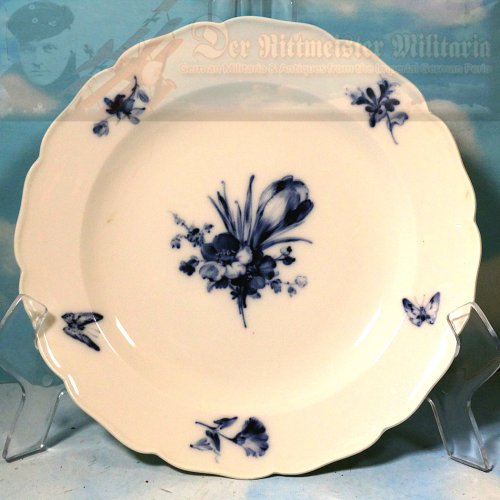 DINNER PLATE - PERSONAL TABLE SERVICE - KAISER WILHELM II